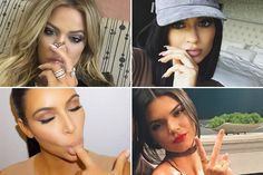 """Kim Kardashian, who is a huge fan of neutral tones, lists Deborah Lippmann Nail Polish in Baby Love as one of her favorites. """"I almost always wear nude nail polish,"""" she writes on her app. """"I either pick a neutral shade or a pinky nude, and switch between sheer or opaque! It's such a clean look."""""""