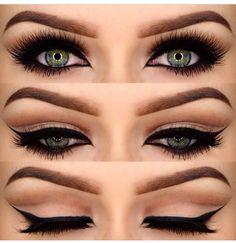 dramatic eyes
