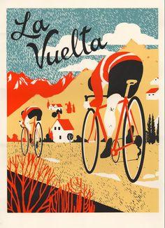 cadenced:  La Vuelta by Eliza Southwood