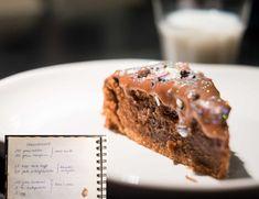 Denne kage smager af barndom og iskold mælk - Franciska Beautiful World Norwegian Food, Snacks, Cake Cookies, Cravings, Cake Recipes, Sweet Treats, Food And Drink, Sweets, Meals