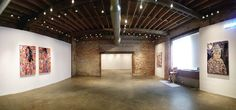 5 Brock Events | Toronto - Built in 1850, a historic + industrial space with soaring wood beam ceilings, polished concrete floors, exposed brick, and plenty of natural light! Tent Rental Prices, Beam Ceilings, Milk Crates, Yellow Houses, Pilates Studio, Polished Concrete, Wood Beams, Exposed Brick, Concrete Floors