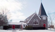 St. Andrew's Episcopal Church Ayer, Massachusetts Faith, Community, and Love