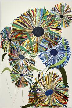 mrkiki:  Charles RayUntitled, 2009. Ink on paper47 × 311/2 in. (119.4 × 80cm)