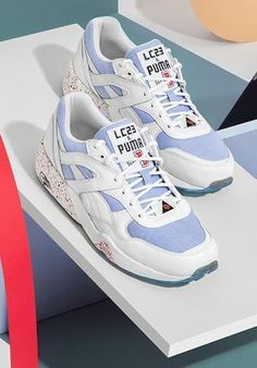 LC23 x Backdoor x Puma R698 'Made in Italy'