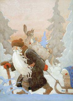Rudolf Koivu, Finnish Illustrator