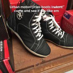 Motorcycle Boots, Jet, Motorcycle Boot