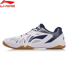 59fb0f6028d7 Li-Ning Men WHIRLWIND Table Tennis Shoes National Team Sponsor Wearable  LiNing Sports Shoes Sneakers