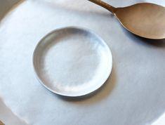 Small Aluminium Plate by Naho Kamada at OEN Shop