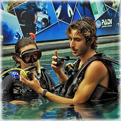 Check out the new revised Open Water Diver Course and how it differs from the present course. We run regular workshops for our present and past IDC candidates.