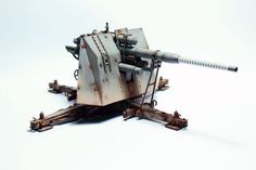 Dragon 1/35 scale 88mm Flak 37 by Gaomubaobao: Image