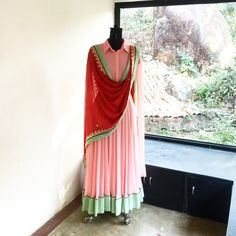 Rangoli pink
