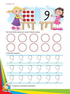Okul Öncesi Etkinlik Mutlu Çocuklar Sokağı - Ek Kitapçık Pre School, Alphabet, Education, Words, Fine Motor, Building Information Modeling, Writing, Index Cards, Games