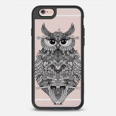 BLACK OWL MOJO by Monika Strigel iPhone 6s case by Monika Strigel   Casetify