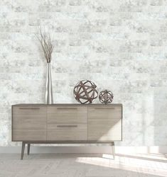 Welcome to Magma Wallcovering. We source and supply beautiful, high-end wallpapers and wall coverings for home and commercial use. White Wallpaper, Dark Colors, Accent Colors, Interior Styling, Backdrops, Ivory, Wall Decor, Cabinet, Elegant
