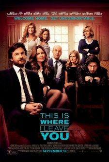 """This Is Where I Leave You"" A Comedy starring Jason Bateman as Judd Altman, Tina Fey as Wendy Altman and Jane Fonda as their mother, Hillary Altman. The movie is based on a 2009 novel by Jonathan Tropper and was a New York Times bestseller. Films Hd, Films Cinema, Cinema Tv, Movies 2014, Hd Movies, Movies To Watch, Movies Online, Movies Free, Indie Movies"