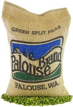 Non-GMO Project Verified Green Split Peas   100% Non-Irradiated   Certified Kosher Parve   USA Grown  Identity Preserved (We tell you which field we grew it in) Palouse Brand http://www.amazon.com/dp/B001PF1846/ref=cm_sw_r_pi_dp_2zMdub1CAW6C1