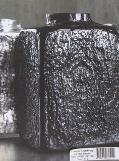 Amazon.fr - François Azambourg - Le Vase Douglas, du bois au verre - Edition limitée avec sérigraphie - Michèle Lécluse, François Azambourg, CIAV - Livres