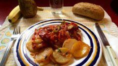 ROSADA A LA ROTEÑA by De Buena  Mesa @Cookbooth http://www.cookbooth.com/recipe//rosada-a-la-rotena-77021