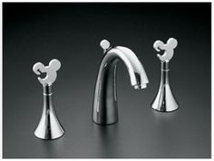 Mickey Mouse Kohler Faucet | MouseCaves.com