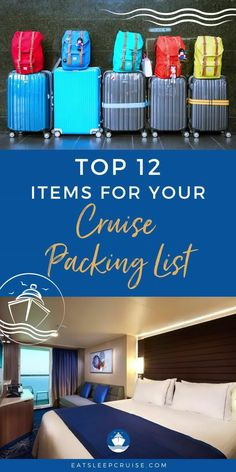 Are you planning a cruise vacation? Did you know there are common household items that make every cruise more comfortable? Here we share tips using regular items you might not normally pack for vacation. No matter the destination (Alaska, Caribbean, etc.) or the cruise line (Royal Caribbean, Disney, etc.), these hacks will help you make the most of the limited space in your cabin. Check it out and start making your checklist now. #CruiseVacation #PackingList #CruisePacking #CruiseTips…