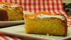 Bizcocho de zanahoria receta fácil