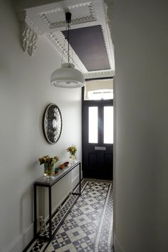 Entry Hallway Floor Hallway Tile Ideas Hall With Narrow Hallway Tiled Floor Narr. Entry Hallway Floor Hallway Tile Ideas Hall With Narrow Hallway Tiled Floor Narrow Hallway Home Ent Hallway Tiles Floor, Interior, Apartment Entryway, Home, House Entrance, Entry Hallway, Hall Tiles, Tiled Hallway, Narrow Hallway Decorating