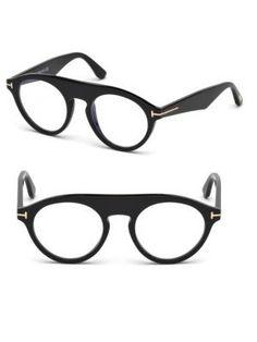 9b04c0949bdb TOM FORD EYEWEAR Round Optical Glasses.  tomfordeyewear