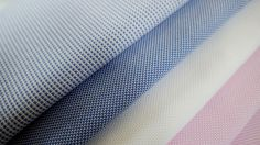 Luxury shirting fabrics by English Fine Cottons