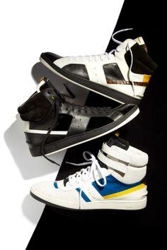 Amazing Fendi kicks! #SaksSneaks