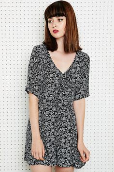 Cooperative Fit & Flare Playsuit