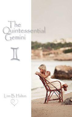 Dizzy C's Little Book Blog: Review: The Quintessential Gemini - Linn B Halton