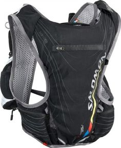 The Salomon Advanced Skin S-Lab 5 Set may be the ultimate trail running pack, so if you're not serious about your running then you may as well stop reading now. This pack defines intensity. The Go...