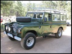 1975 Land Rover Series lll 109 3 Door