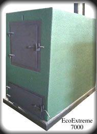 Gasification Boiler