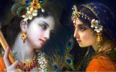 "🌺 RADHA KRISHNA 🌺 ""O my dear Krishna, You are the friend of the distressed, the ocean of mercy, and the Lord of creation. You are the master of the cowherdsmen and the lover of the gopis, especially. Krishna Statue, Krishna Leela, Cute Krishna, Radha Krishna Photo, Krishna Radha, Radha Krishna Paintings, Radhe Krishna Wallpapers, Lord Krishna Wallpapers, Lord Krishna Images"