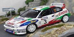 Telstra Rally Australia 1999 Toyota Corolla WRC Sainz/Moya 1/43
