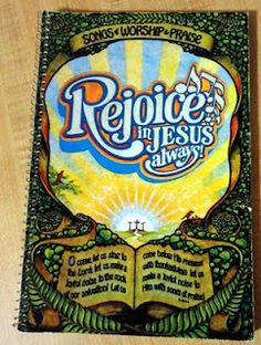 Remembering the Jesus Movement! :-)~  I had one of those chorus books.