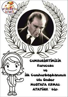 102 En Iyi Atatürk Görüntüsü Day Care Preschool Ve Preschools