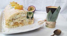 Vanilla Cake, Camembert Cheese, Challenge, Desserts, Food, Exotic Fruit, Tailgate Desserts, Deserts, Meals