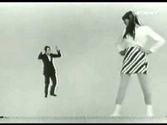 mini, mini, mini - jacques dutronc ft. francoise hardy (fh blues 1966) - YouTube