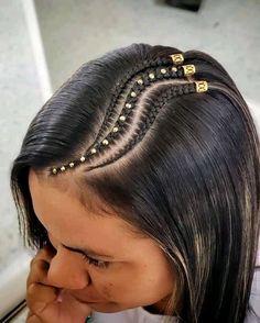 Spanish Hairstyles, Teen Hairstyles, Braided Hairstyles, Hair Raising, Cornrows, Hair Art, Box Braids, Prom Hair, New Hair