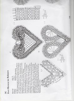 SPITZEN-ZAUBER Needle Lace, Bobbin Lace, Lacemaking, Lace Heart, Lace Jewelry, Lund, Lace Detail, Creations, Butterfly