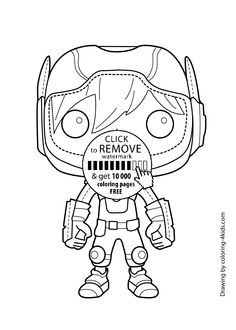Hiro Hamada Hero Boy Coloring Page For Kids Printable Free Big 6