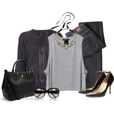 """""""R & G"""" by stacy-gustin on Polyvore"""
