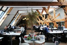 Boven de Balie - A curated Coworking Space in Amsterdam