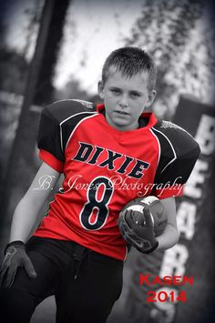 Kids youth football sports photography