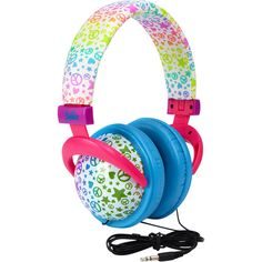 electronics Multi Color Icon Headphones ❤ liked on Polyvore