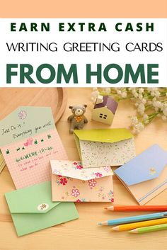 Greeting card submissions wanted