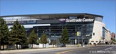 Scottrade Center, home to the St. Louis Blues NHL hockey team.