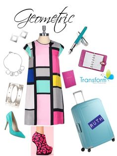 """""""Geometric for Ruth"""" by transform-image-consulting on Polyvore"""